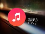 iTunes iOS7