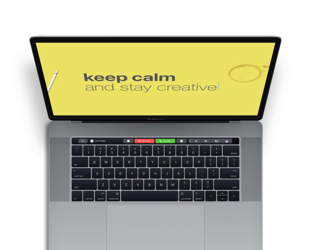 Keep Calm and Stay Creative by luisperu9
