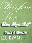 Lee Ryan Reinforce Love font.