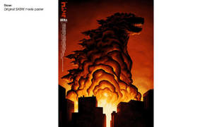 Godzilla OST Custom Cover #8 (Making-of)