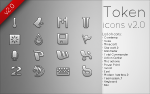 Token Light v2.0 by audunellerno