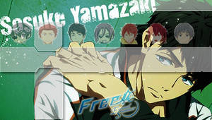 Free! Eternal Summer PSP Theme - Yamazaki Sousuke