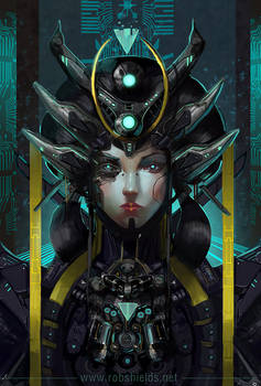 A.I. Queen (Animated)