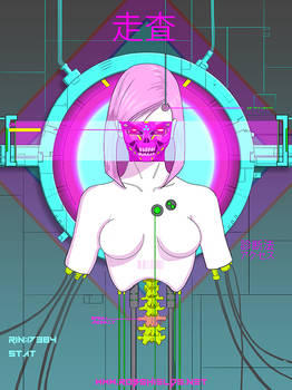 R.I.N. (Replicating Intelligence Network) Animated