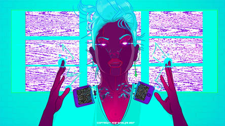 Neon Wasteland Website is Live by RobShields