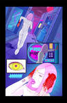 Neon Wasteland Issue 0 Page # 3