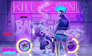Kill Screen by RobShields