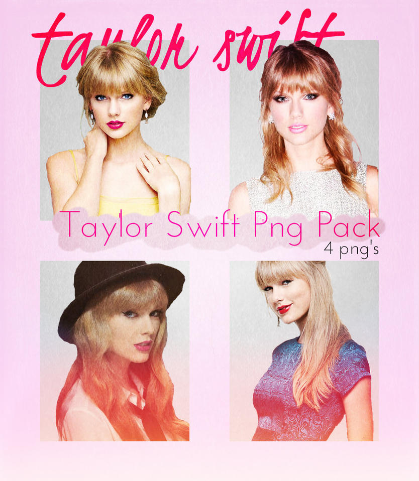 Taylor Swift Png Pack Zip By Navysmilercat On Deviantart