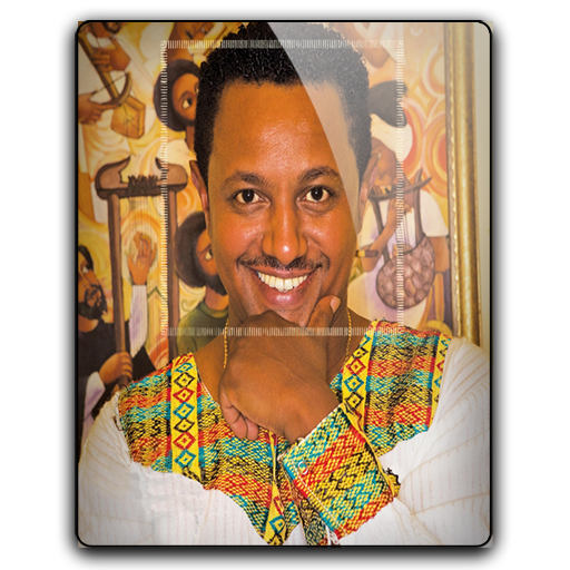 Teddy Afro new album Ethiopia folder icon by Havokmesfin