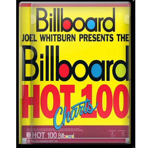 Billboard hot 100 chart folder icon by Havokmesfin