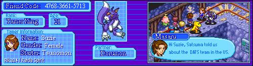 Digimon Story Tamer Card by Rika24 on DeviantArt