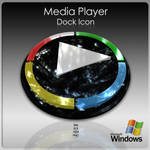 Media Player Dock Icon