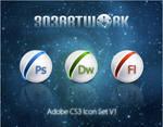 Adobe CS3 Icon Set V1