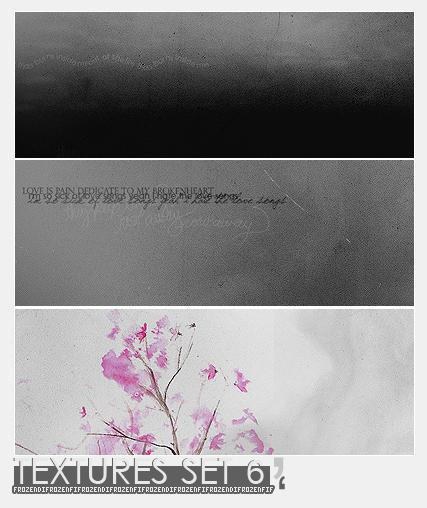 Textures set6 by frozenDi
