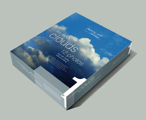 PhotoStock 1 - Clouds by kubicki
