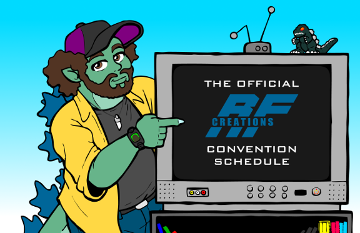 Convention Schedule 2019 (as of 4/9/19) by AlmightyRayzilla