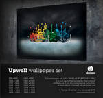 Upwell wallpaperpack