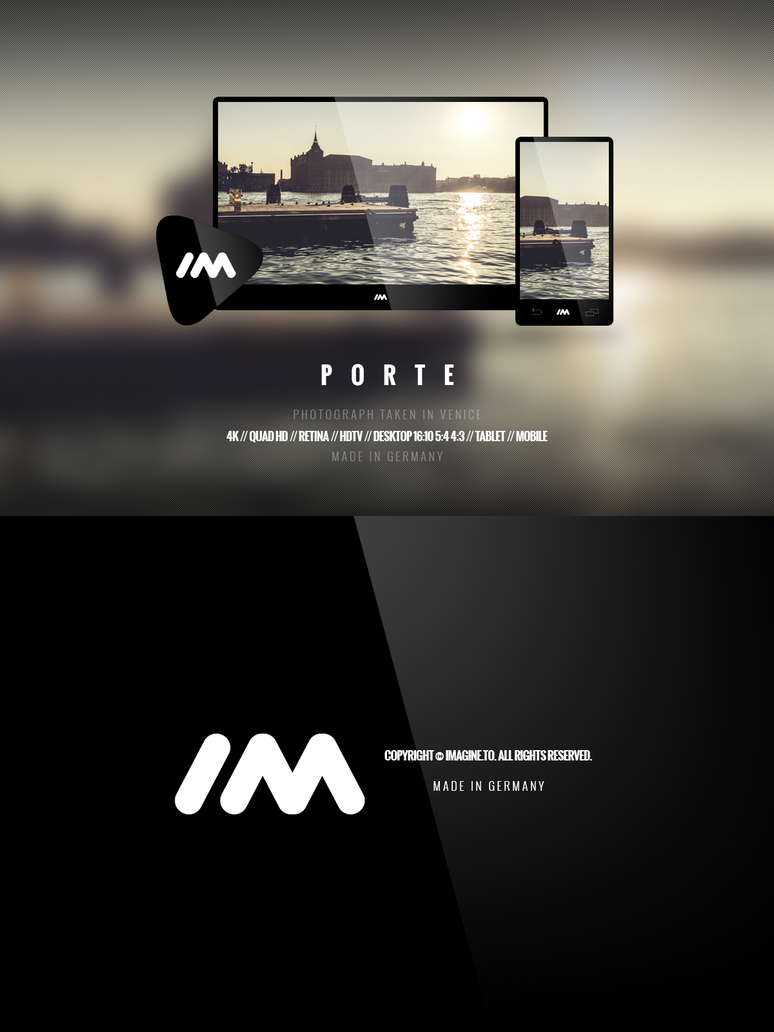PORTE by IMAGINE-TO