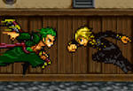 Zoro Vs Sanji (New World)