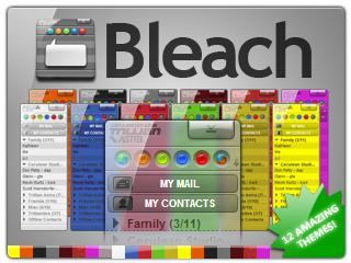 Bleach Beta for Trillian Astra by juzmental