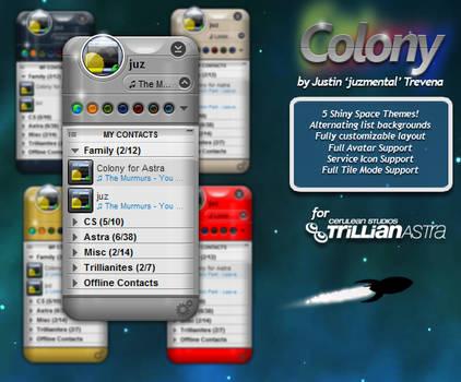 Colony for Trillian Astra by juzmental