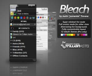 Bleach for Trillian Astra by juzmental