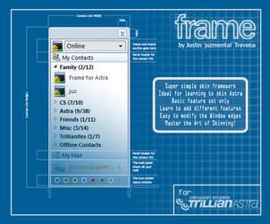 Frame for Trillian Astra by juzmental