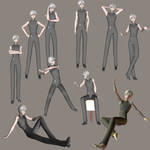 Maybe 1.02 poses