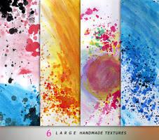 large textures - set n.8 by Trapunta