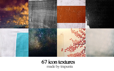 icon textures - set n.44 by Trapunta