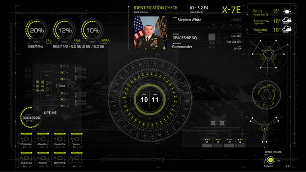 Space Commander 1.0
