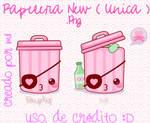 Papeleras Unicas - New