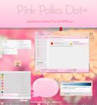 Pink Polka Dot 1.0 - Theme W7