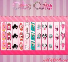 11 Orbs Cute by ietf4899Love