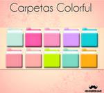 Carpetas Colorful