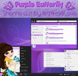 Purple Butterfly ietf4899Lov3