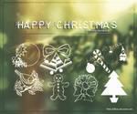 13 Happy Christmas Brushes