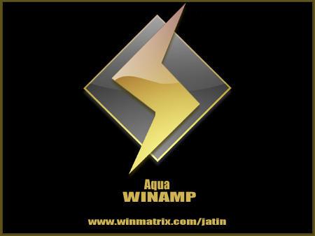 Aqua Winamp by jatin