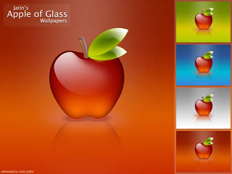 Apple of Glass