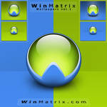 WinMatrix Wallpapers Vol 1