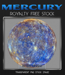 Mercury Transparent PNG Stock