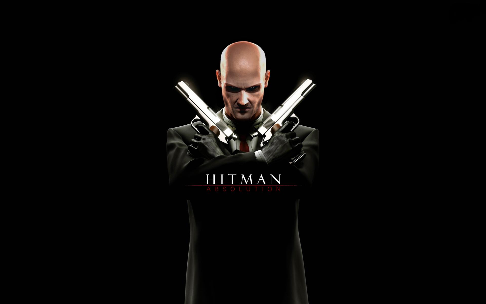 Hitman Game Images