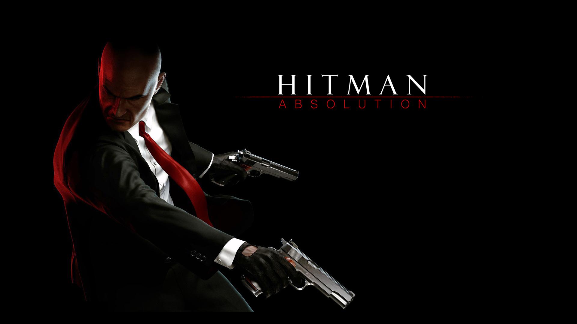 hitman absolution wallpaper 4k