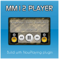 MM12 Player by mmaciek12