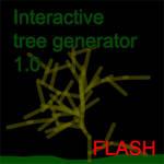 Interactive Tree Generator