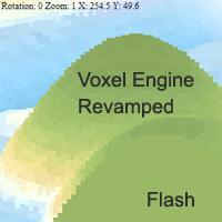 Voxel Engine Revamped by wonderwhy-ER