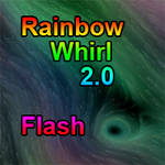 Rainbow Whirls 2.0 by wonderwhy-ER