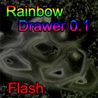Rainbow drawer 0.1
