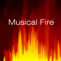 Musical Fire by wonderwhy-ER