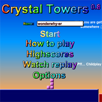 Crystal towers 0.8 by wonderwhy-ER